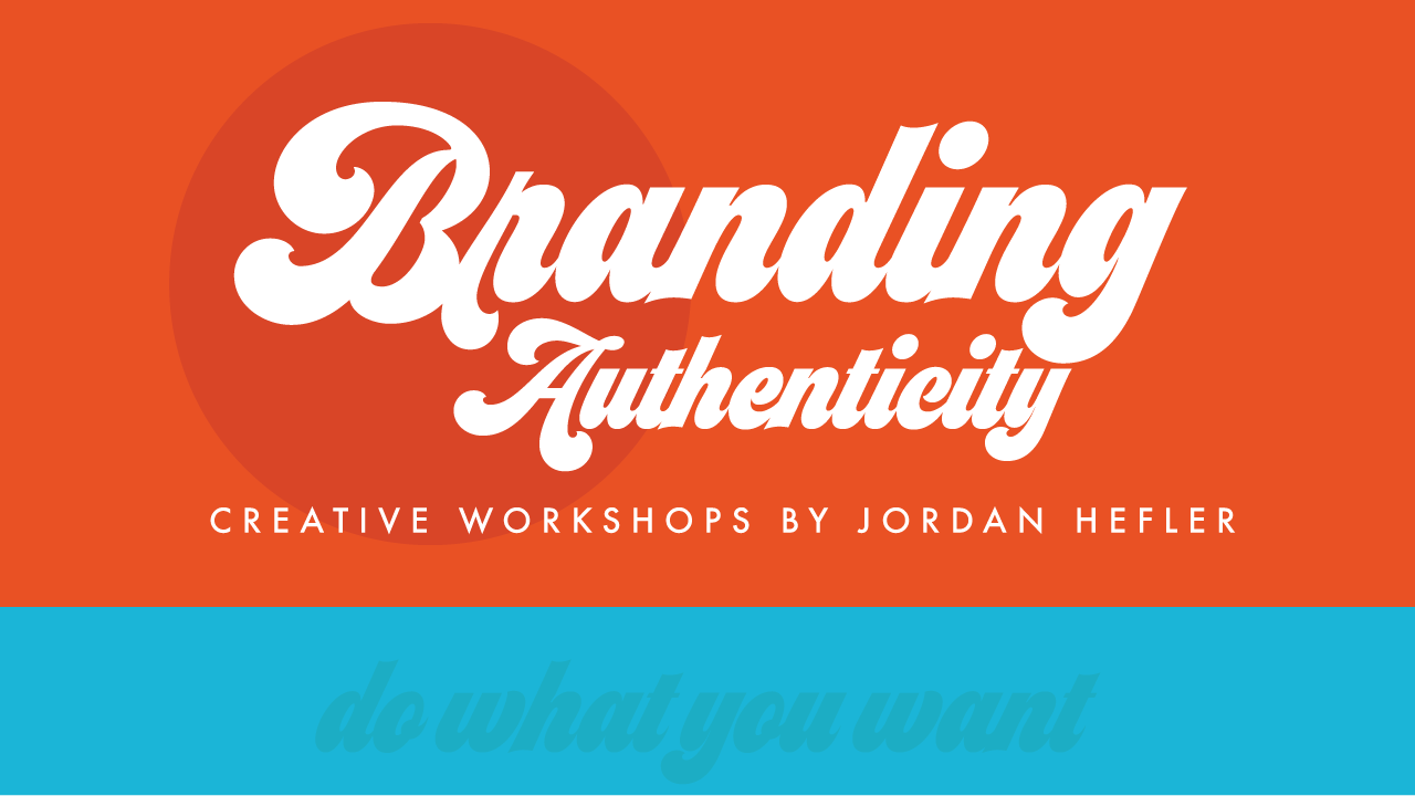 Learn how to identify and solidify your personal brand!