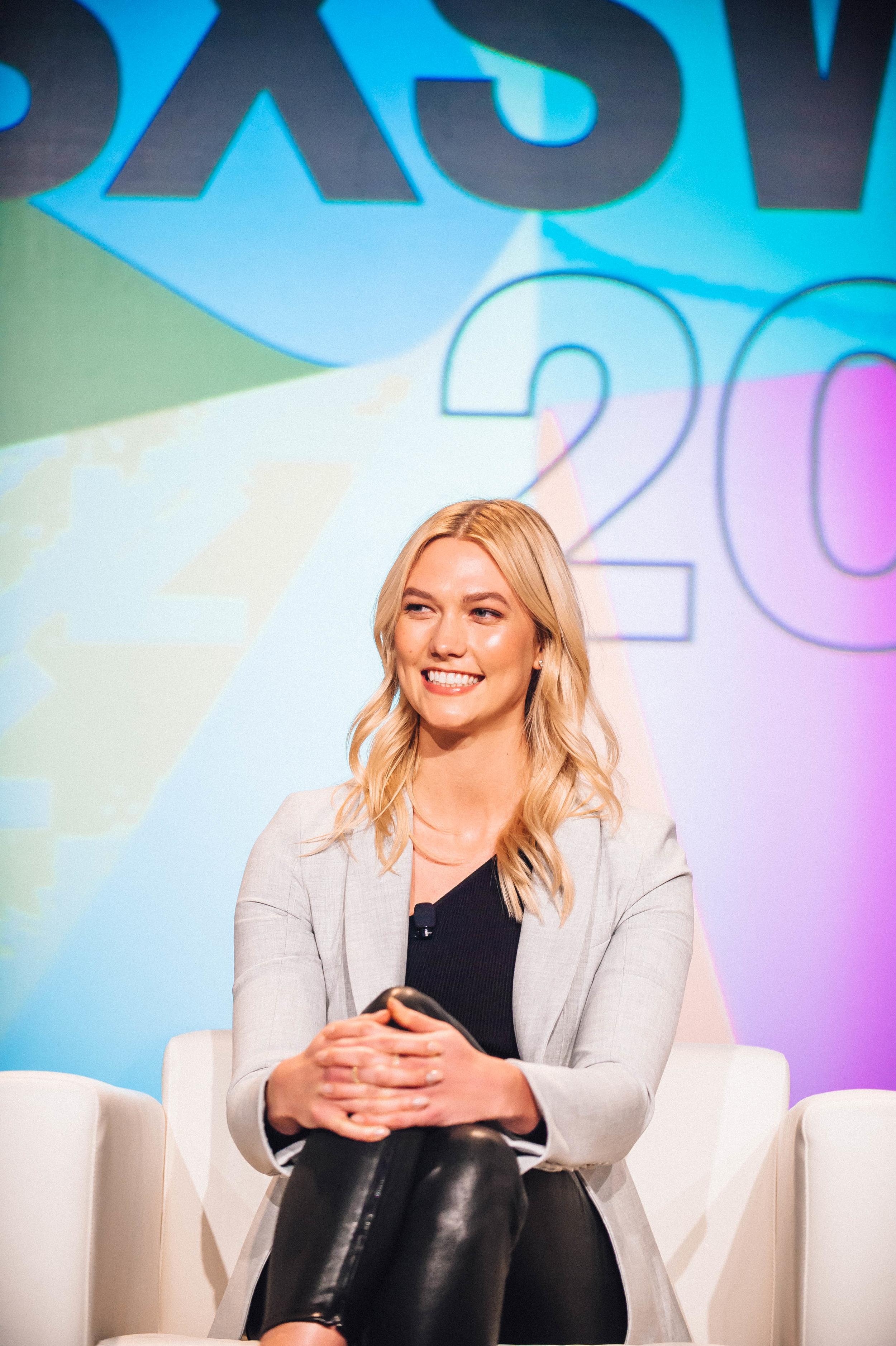 Karlie Kloss at SXSW 2018 | Jordan Hefler