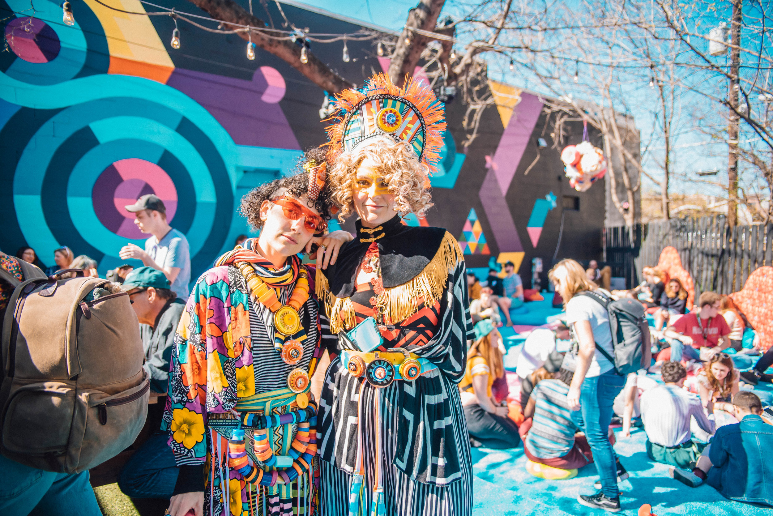 Meow Wolf Party at SXSW 2018 | Jordan Hefler