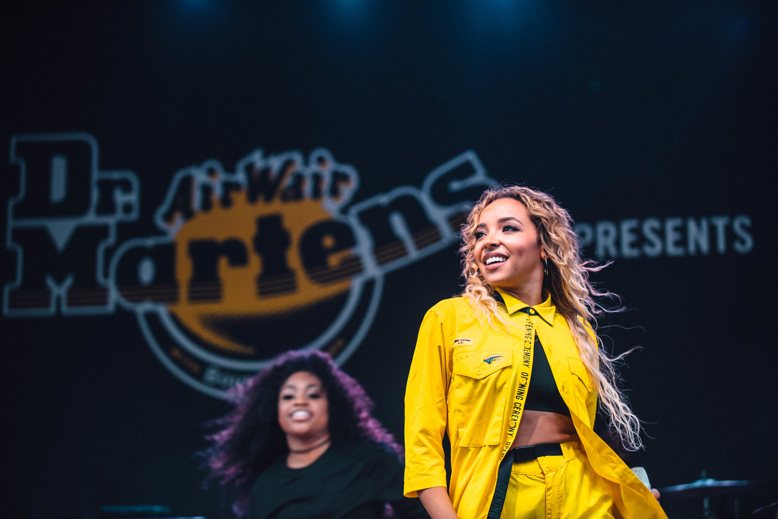 Tinashe at SXSW 2018 | Jordan Hefler