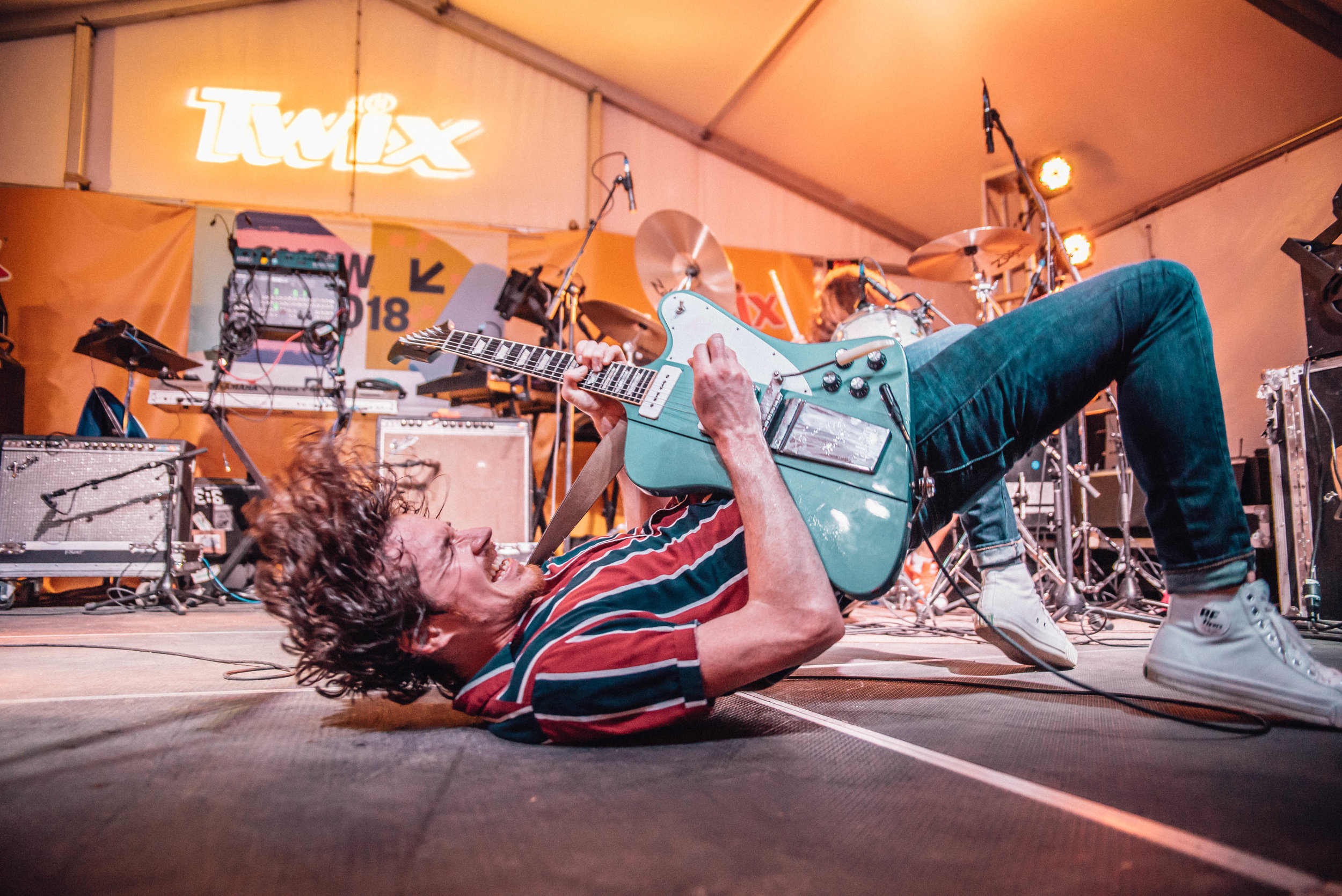 Black Pistol Fire at SXSW 2018 | Jordan Hefler