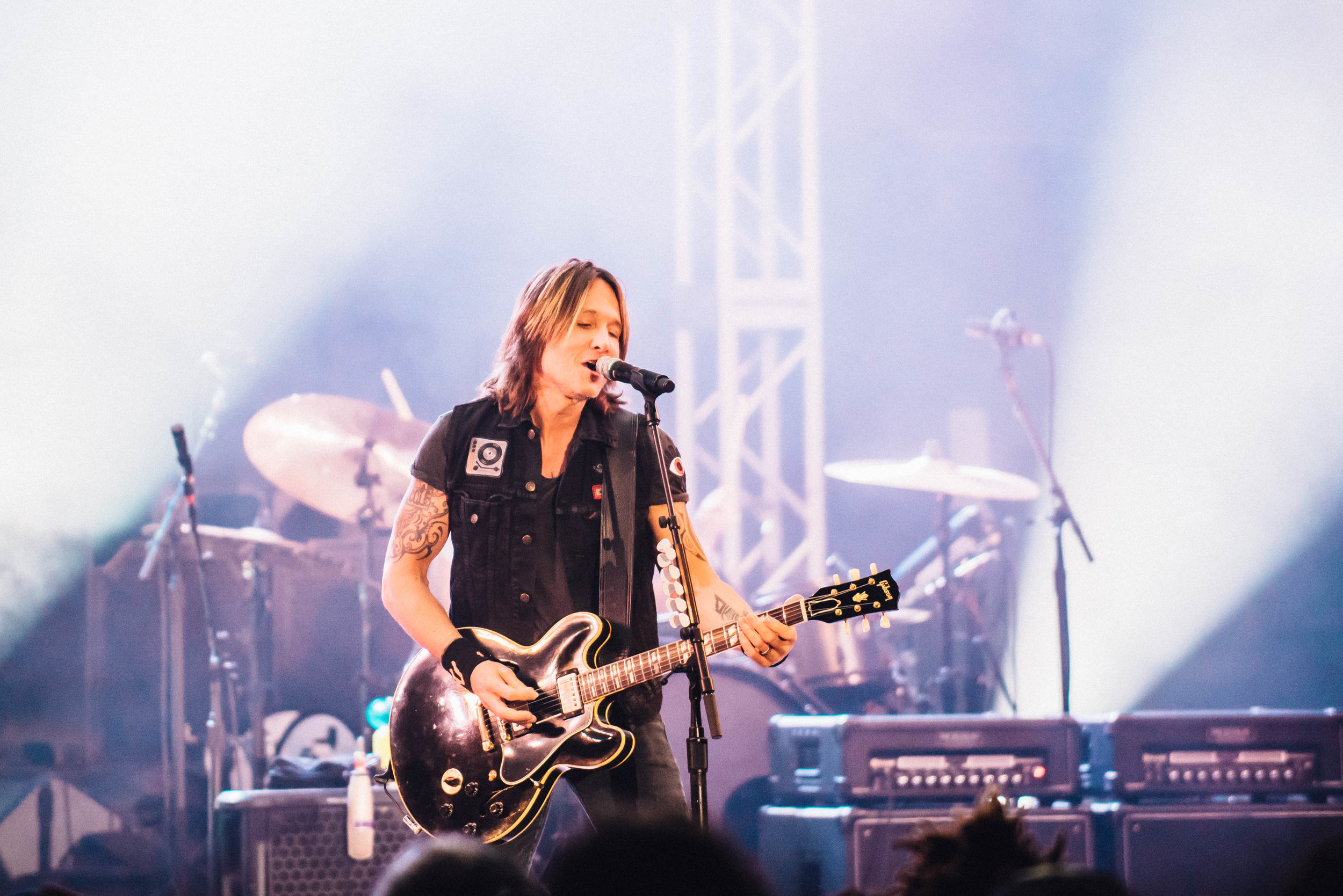 Keith Urban at SXSW 2018 | Jordan Hefler