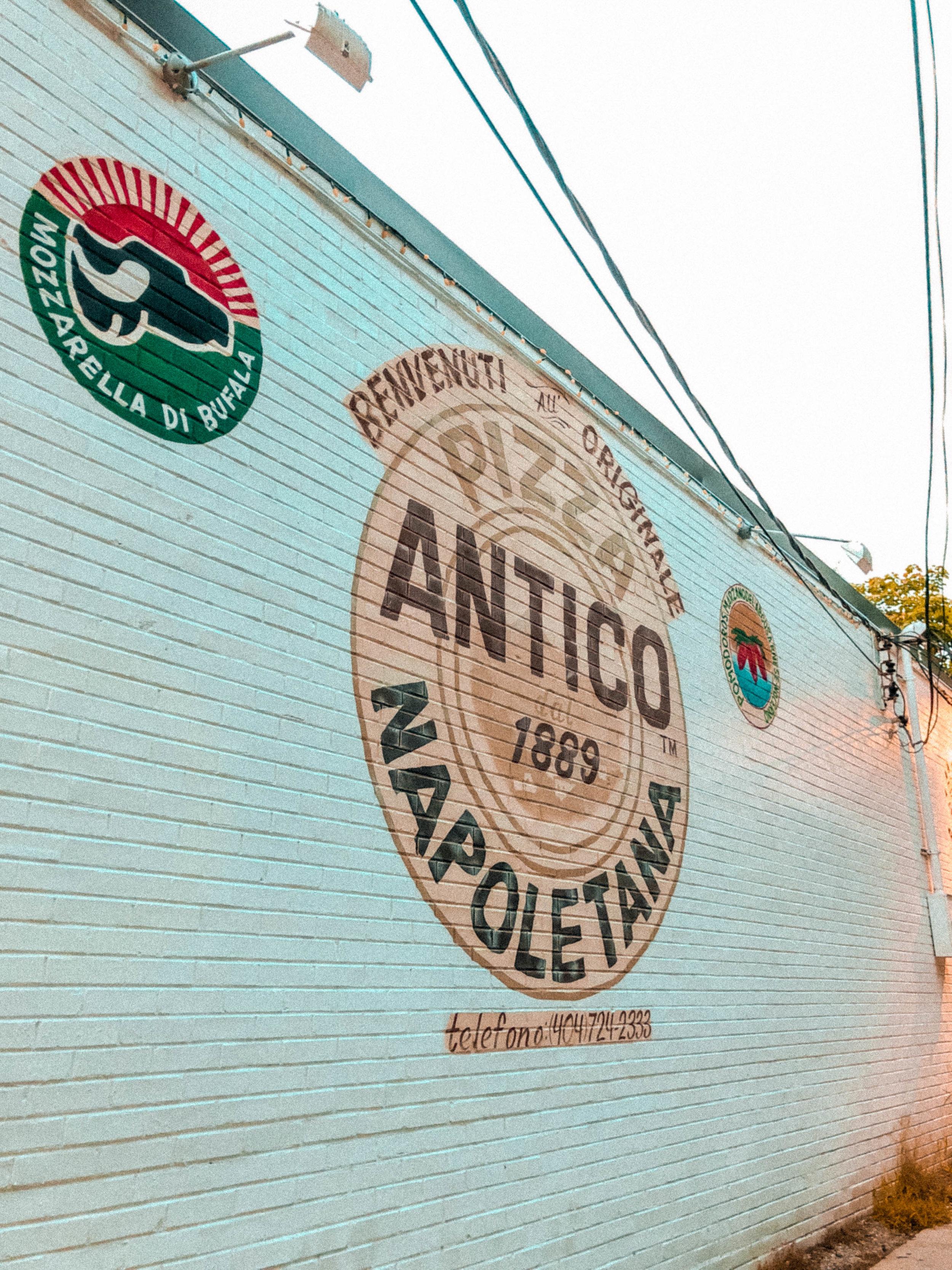 Antico Pizza | Things to Do in Atlanta | Jordan Hefler