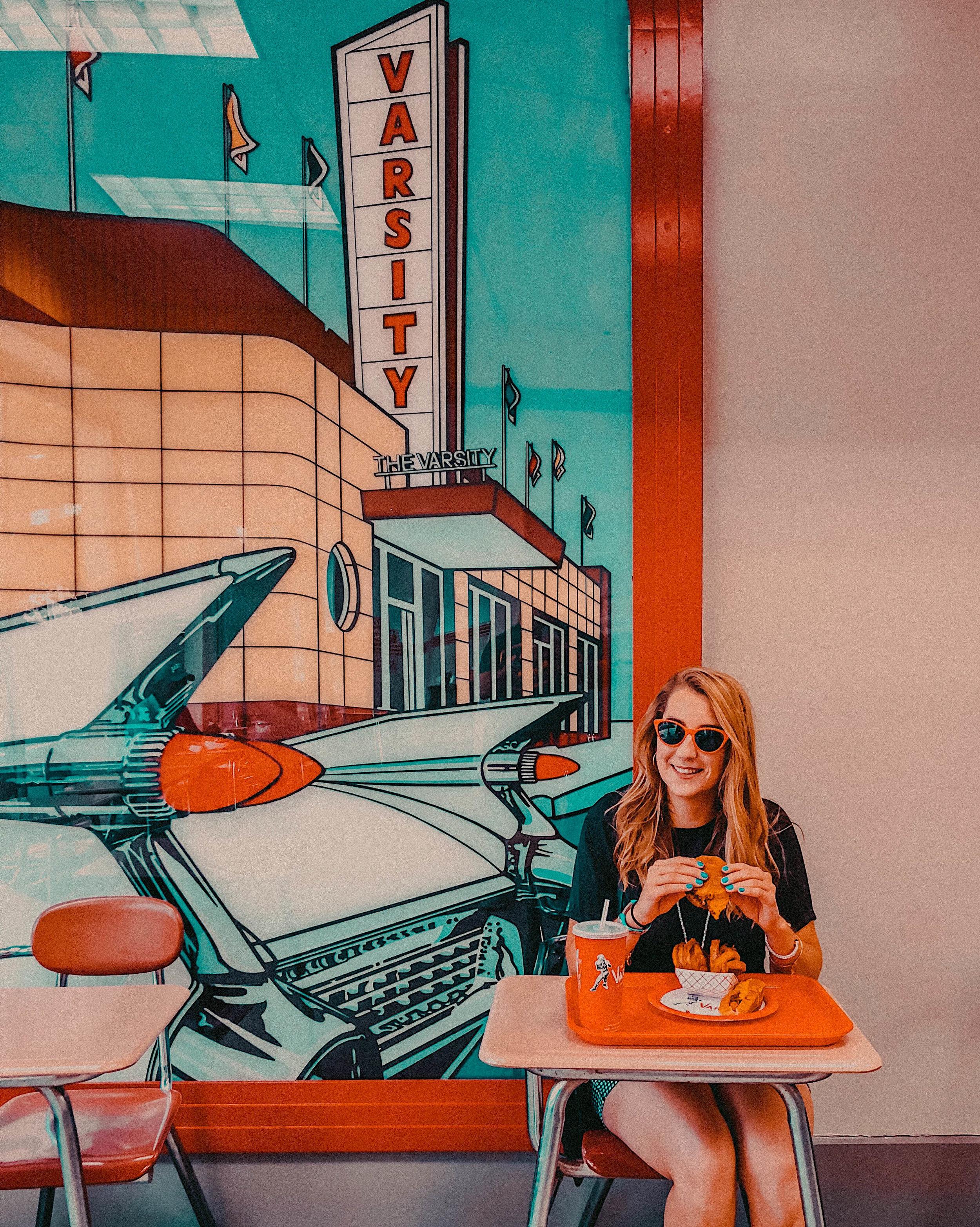 The Varsity | Things to Do in Atlanta | Jordan Hefler