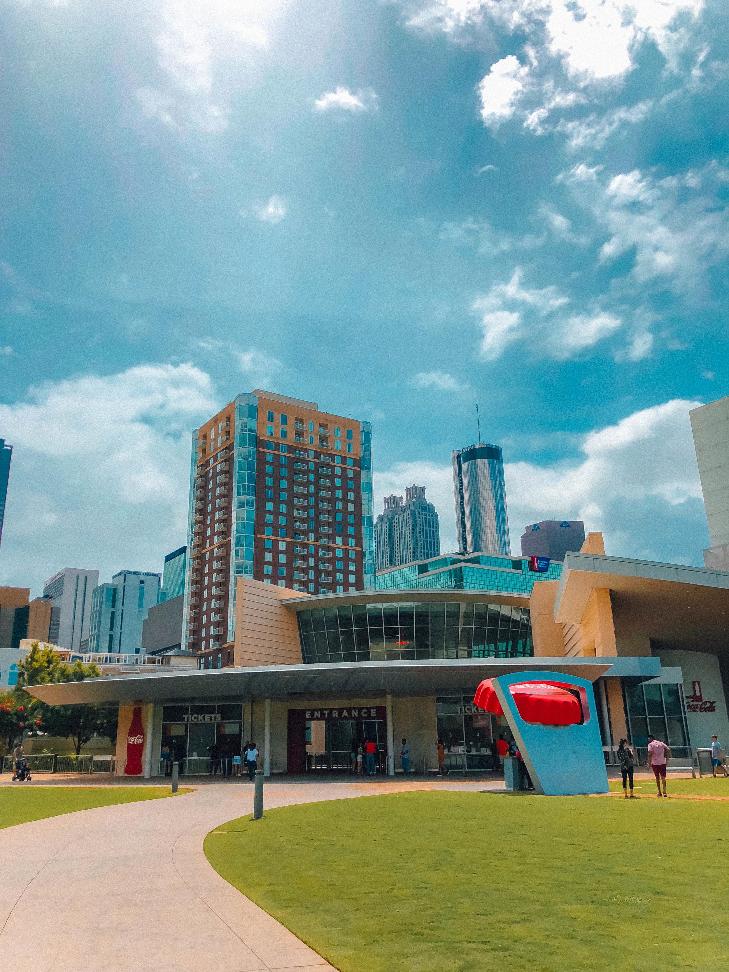World of Coca-Cola | Things to Do in Atlanta | Jordan Hefler