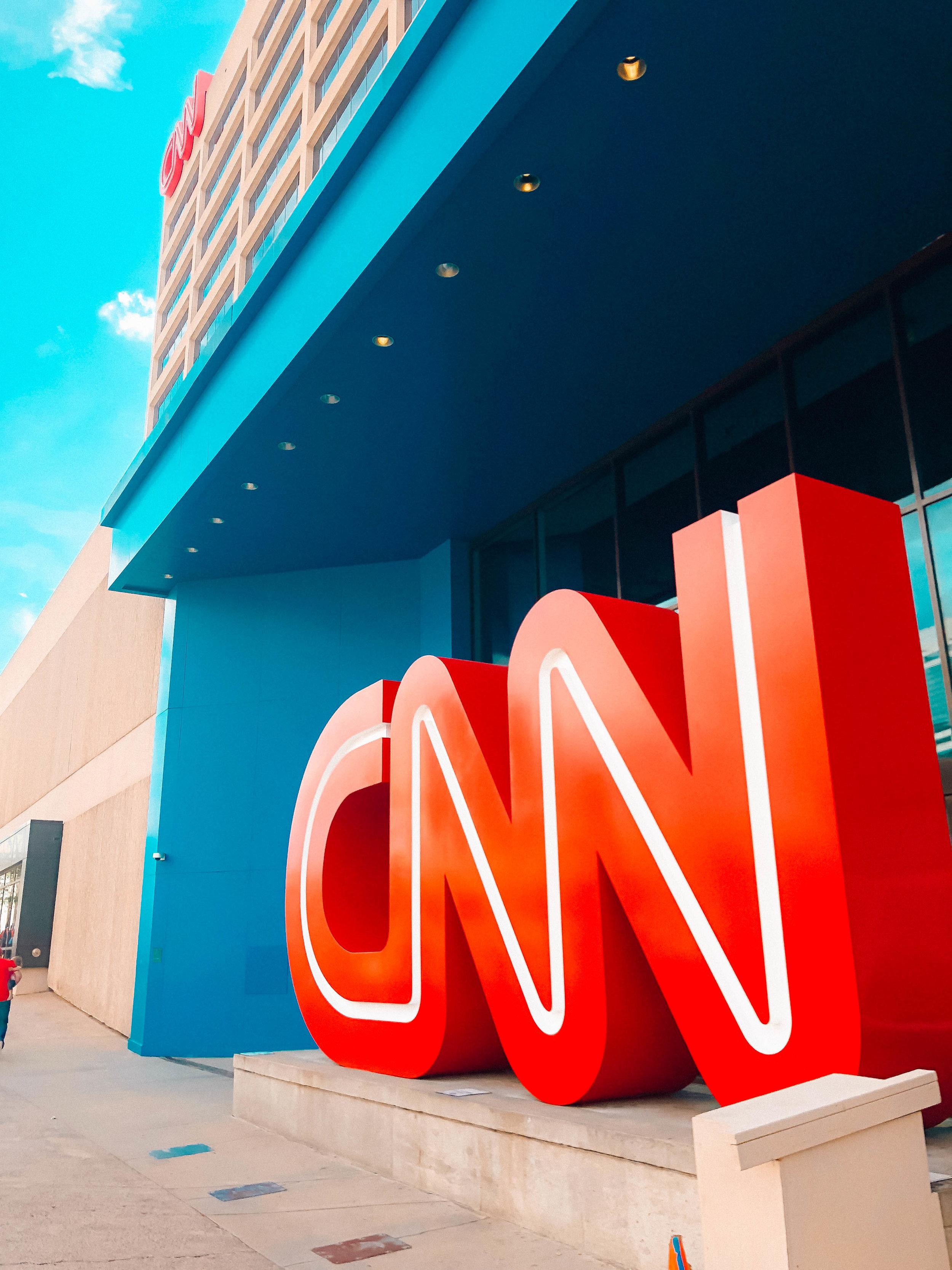 CNN Studios | Things to See in Atlanta | Jordan Hefler