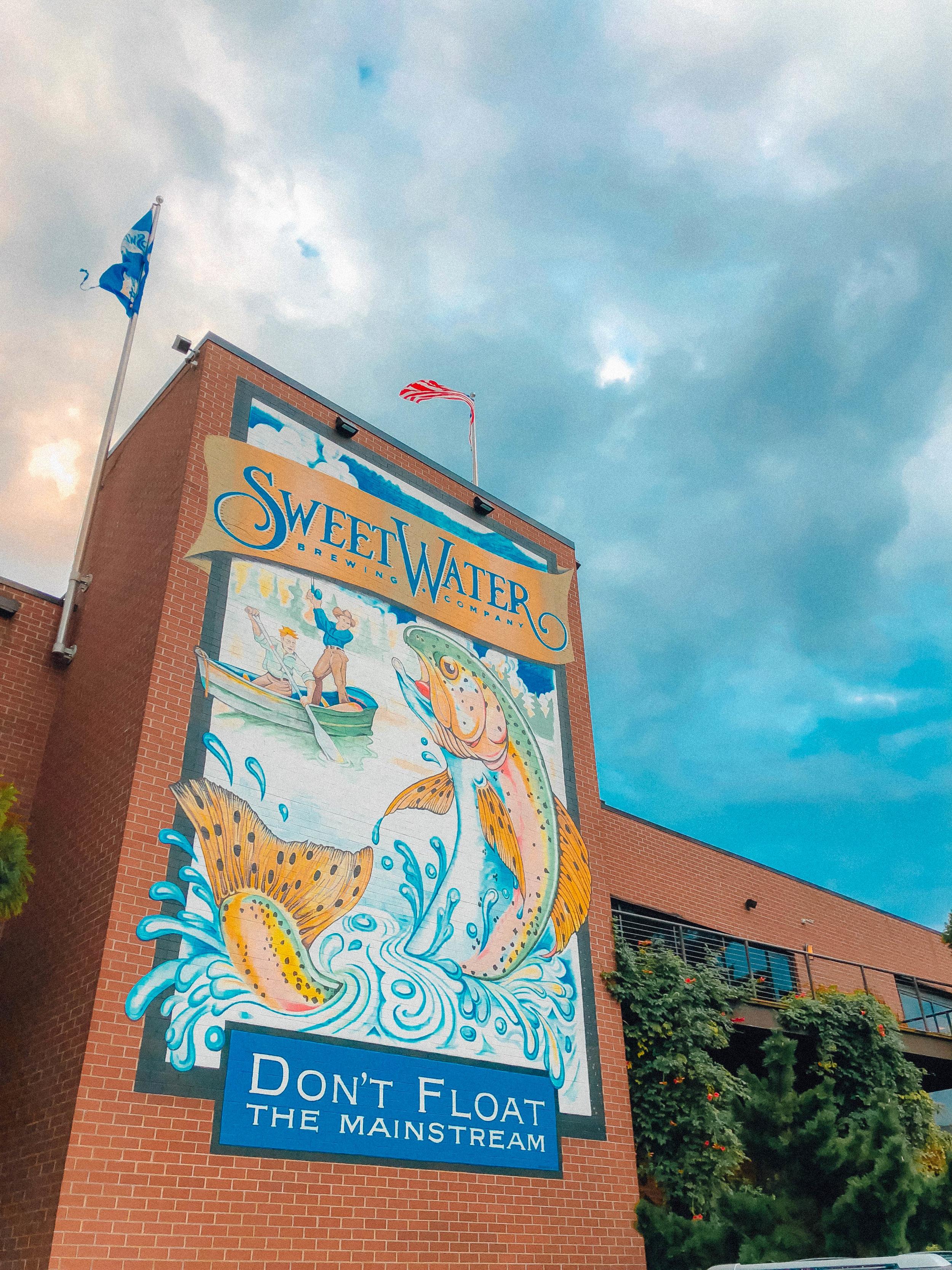 Sweetwater Brewery | Where to Visit in Atlanta | Jordan Hefler