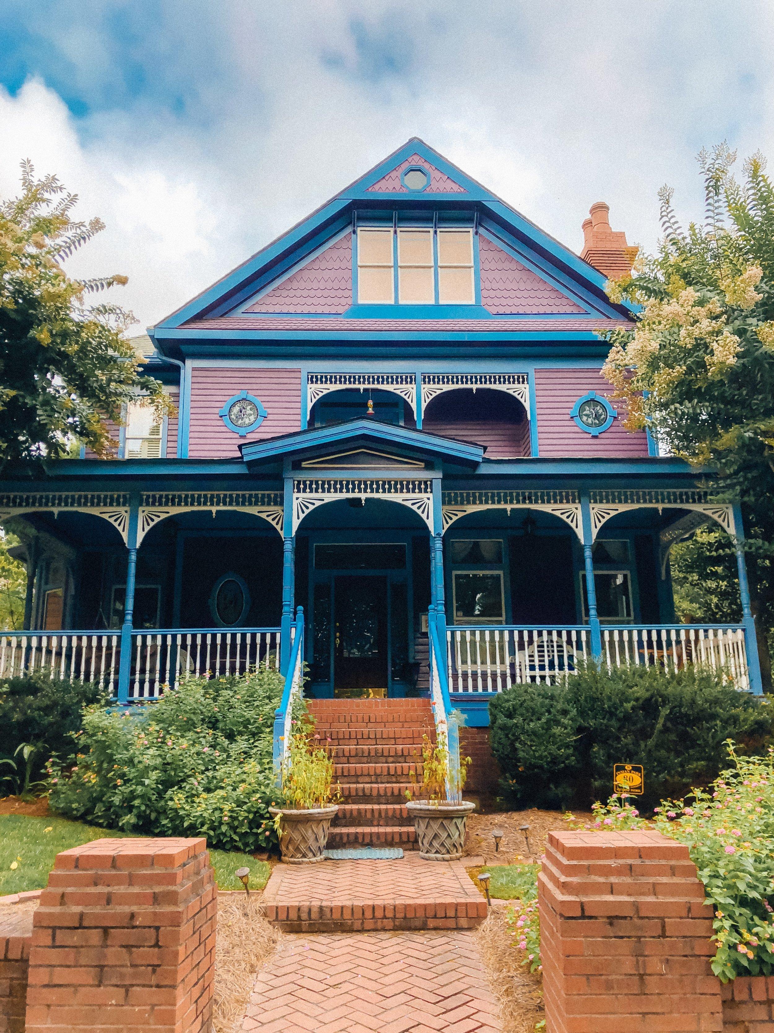 Inman Park | Where to Stay in Atlanta | Jordan Hefler