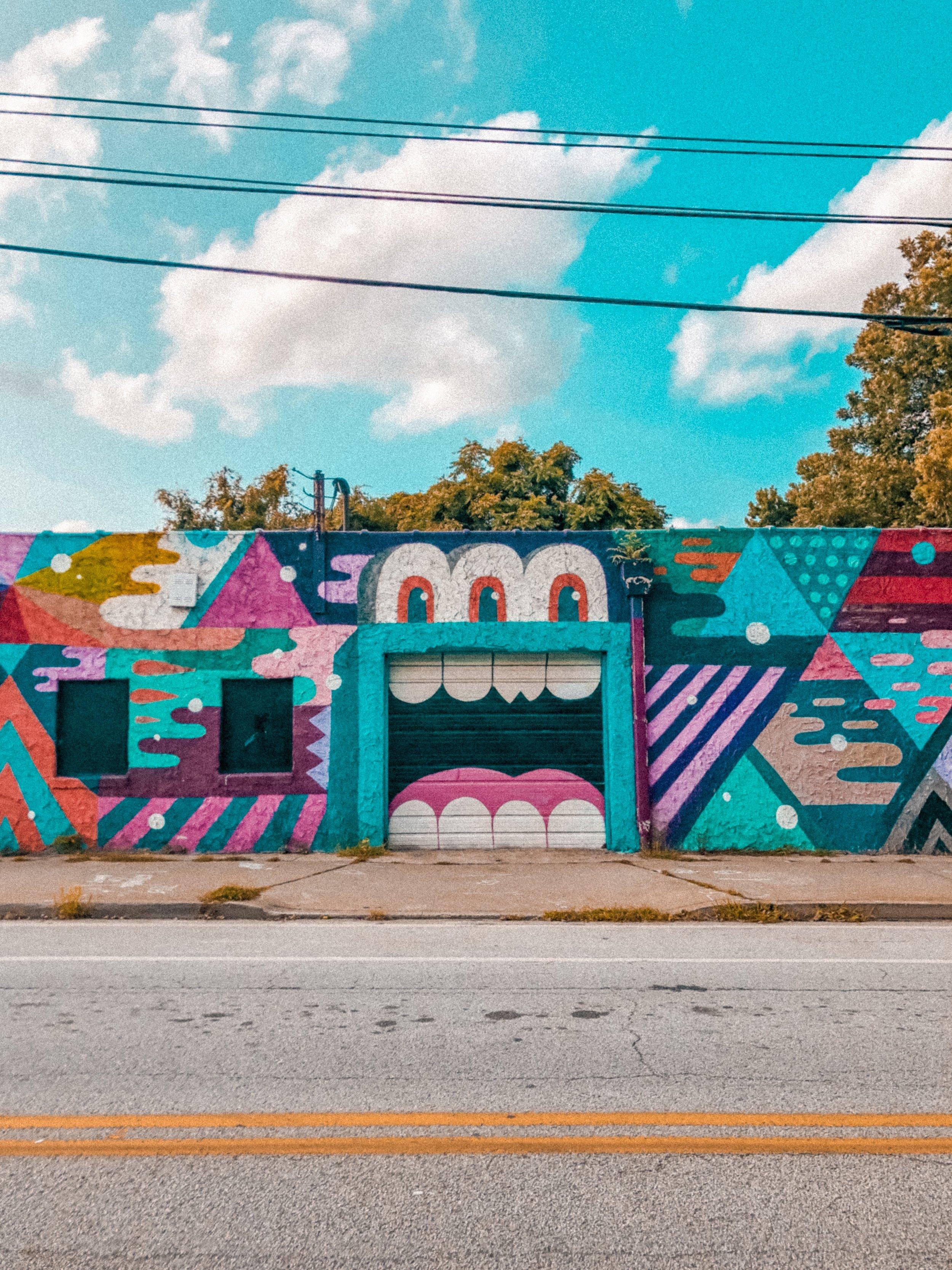 Atlanta Beltline | Where to Visit in Atlanta | Jordan Hefler