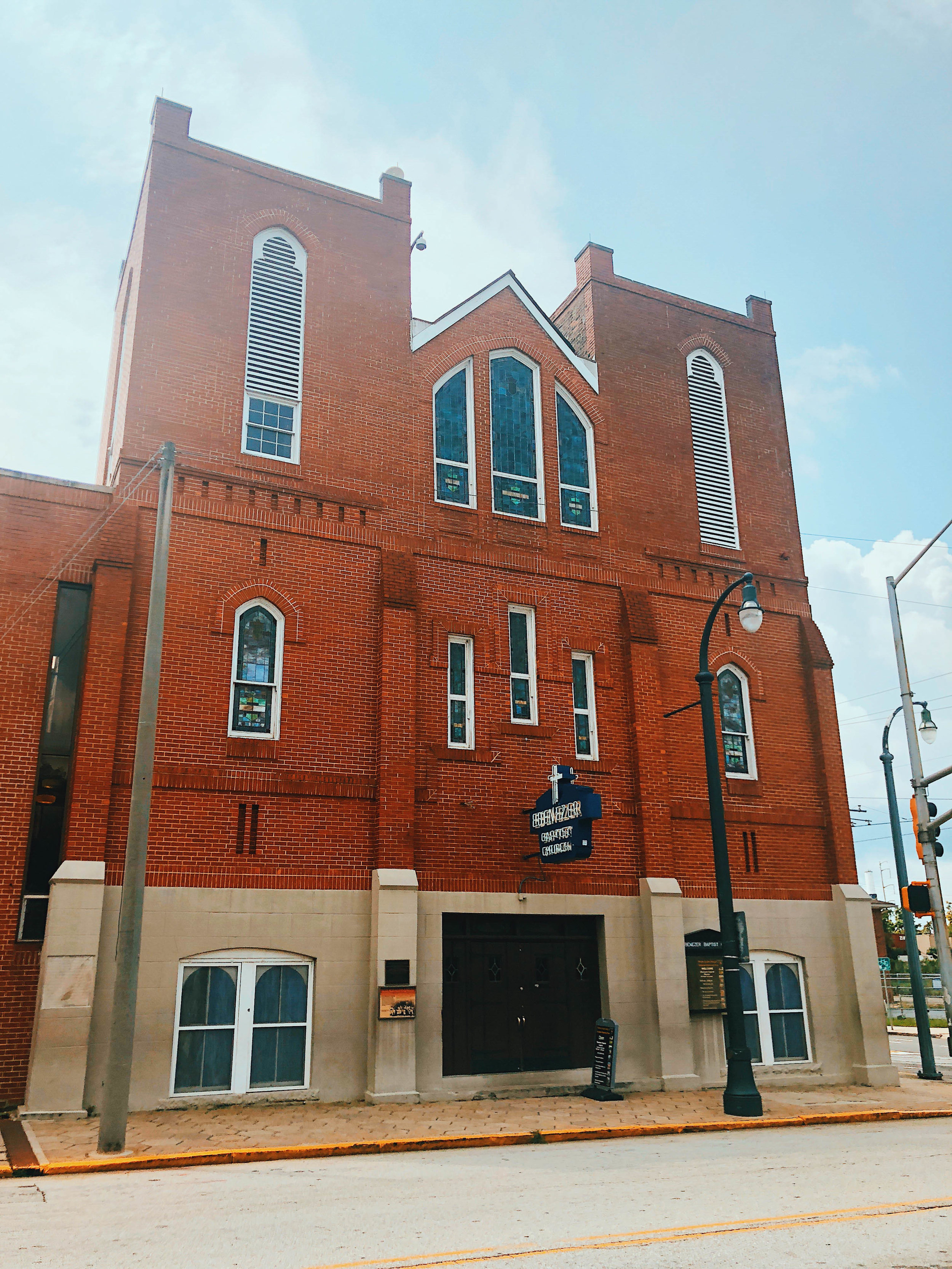 Ebenezer Baptist Church, Where Martin Luther King Jr. Preached | What To See In Atlanta | Jordan Hefler