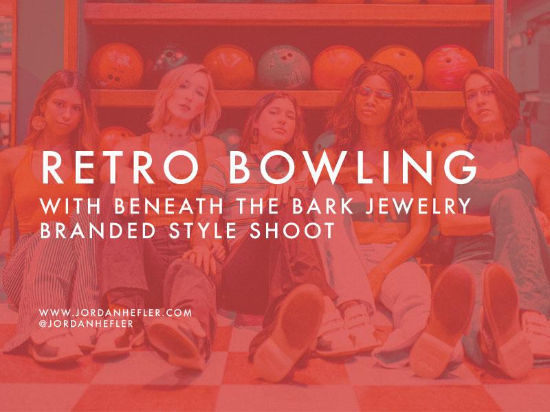 Retro Bowling Style Shoot | Jordan Hefler