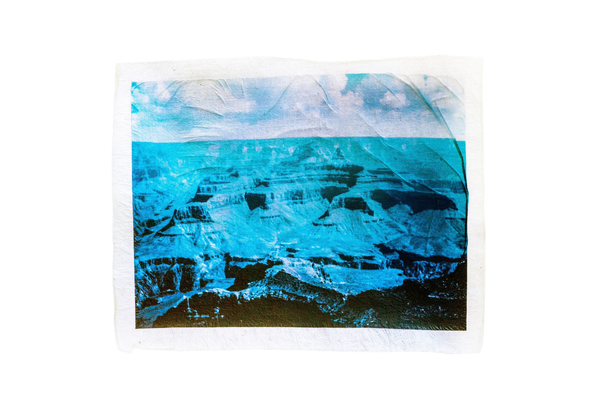 GRAND  remainder / reminder  Jordan Hefler  Kodachrome Slide 1972 / Fujifilm Emulsion Lift 2014