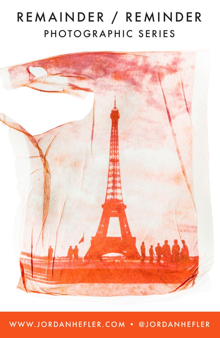 """remainder / reminder"" Photographic Series by Jordan Hefler | Polaroid Emulsion Lifts and Image Transfers"