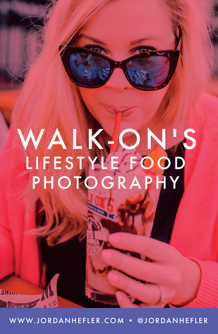Walk-On's | Lifestyle Food Photography in Baton Rouge | Jordan Hefler