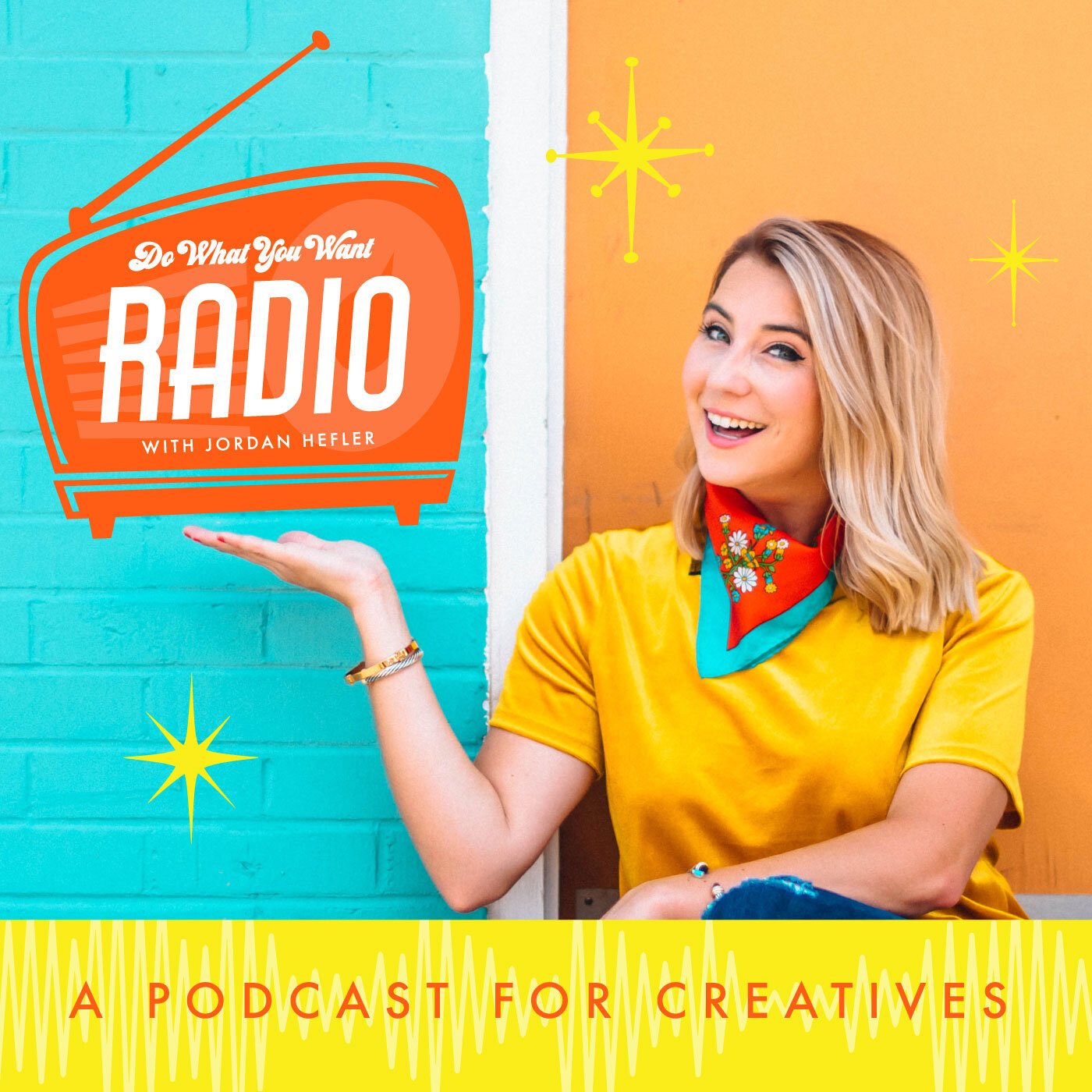 "A weekly podcast interviewing creative entrepreneurs on how they  scaled their passion projects  and ""do what they want."""