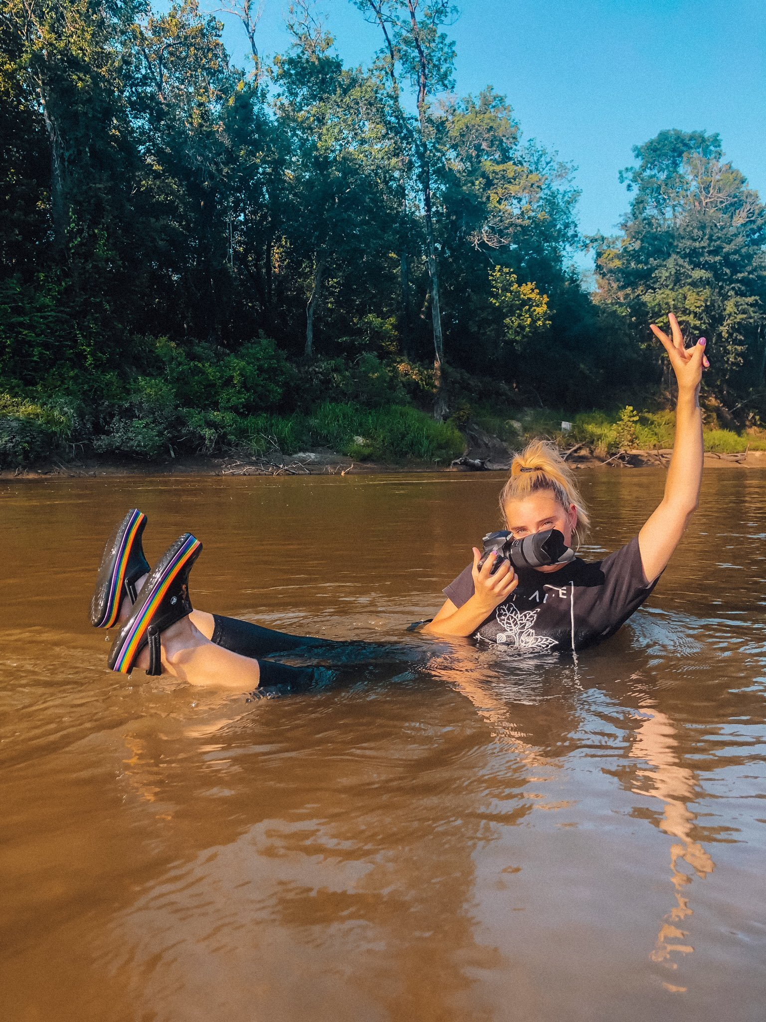 River Portraits | Jordan Hefler | Louisiana Photographer