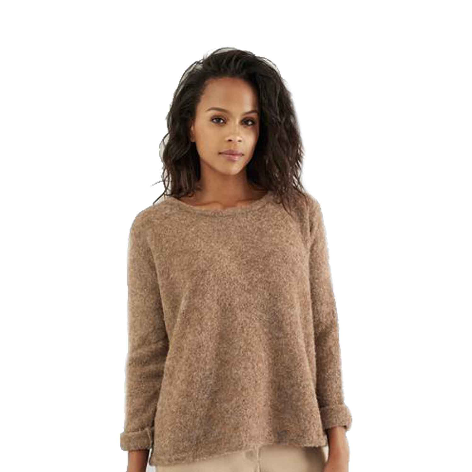 Boxy Pullover Sweater,   HOPE MADE  $96