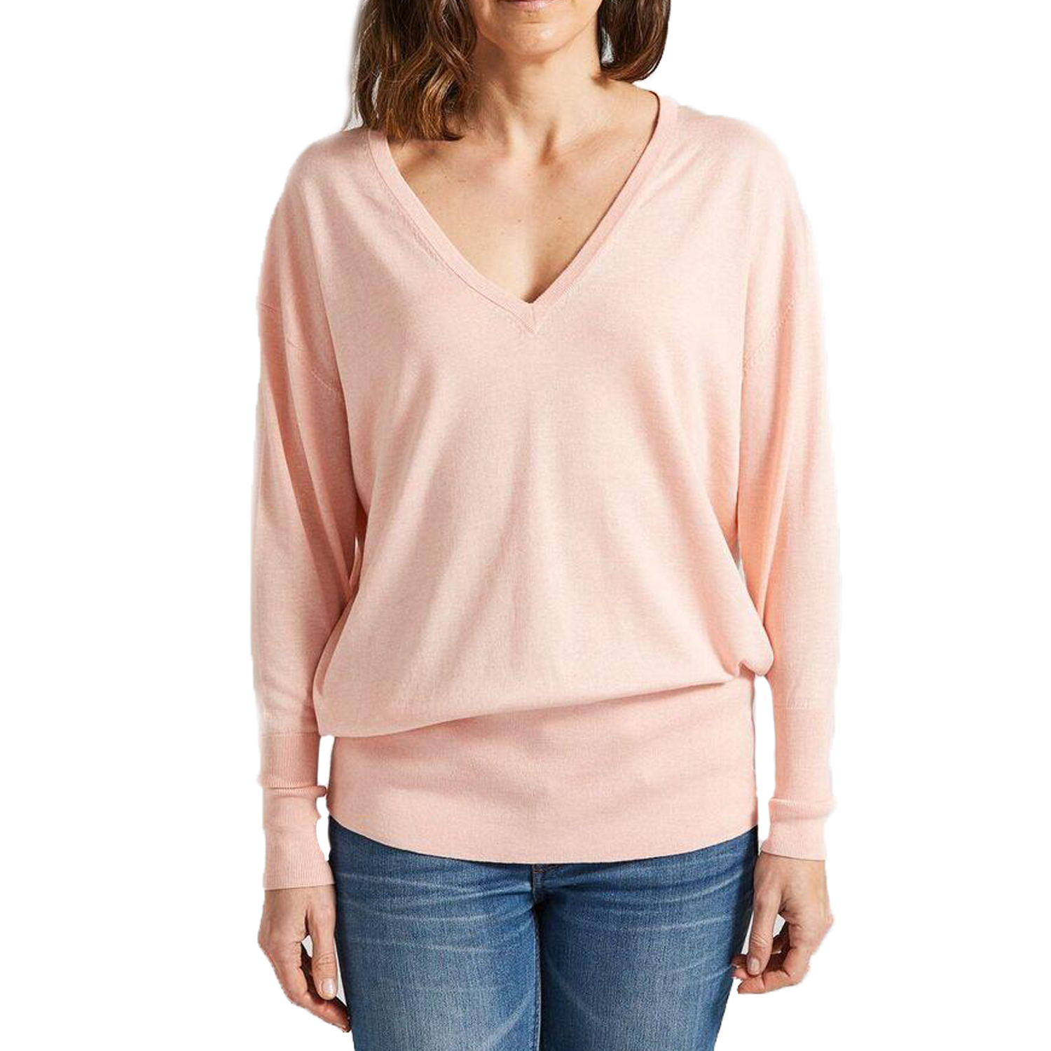 V-Neck Jumper ,  Sassind  $113