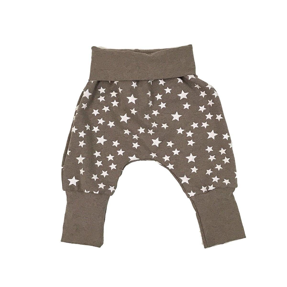 Org.Cotton Harem Pants ,  Pure Colour Baby  $34