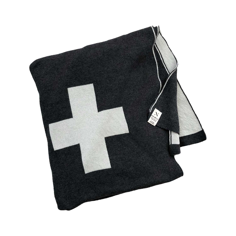 Cross Throw Blanket , Newly $98