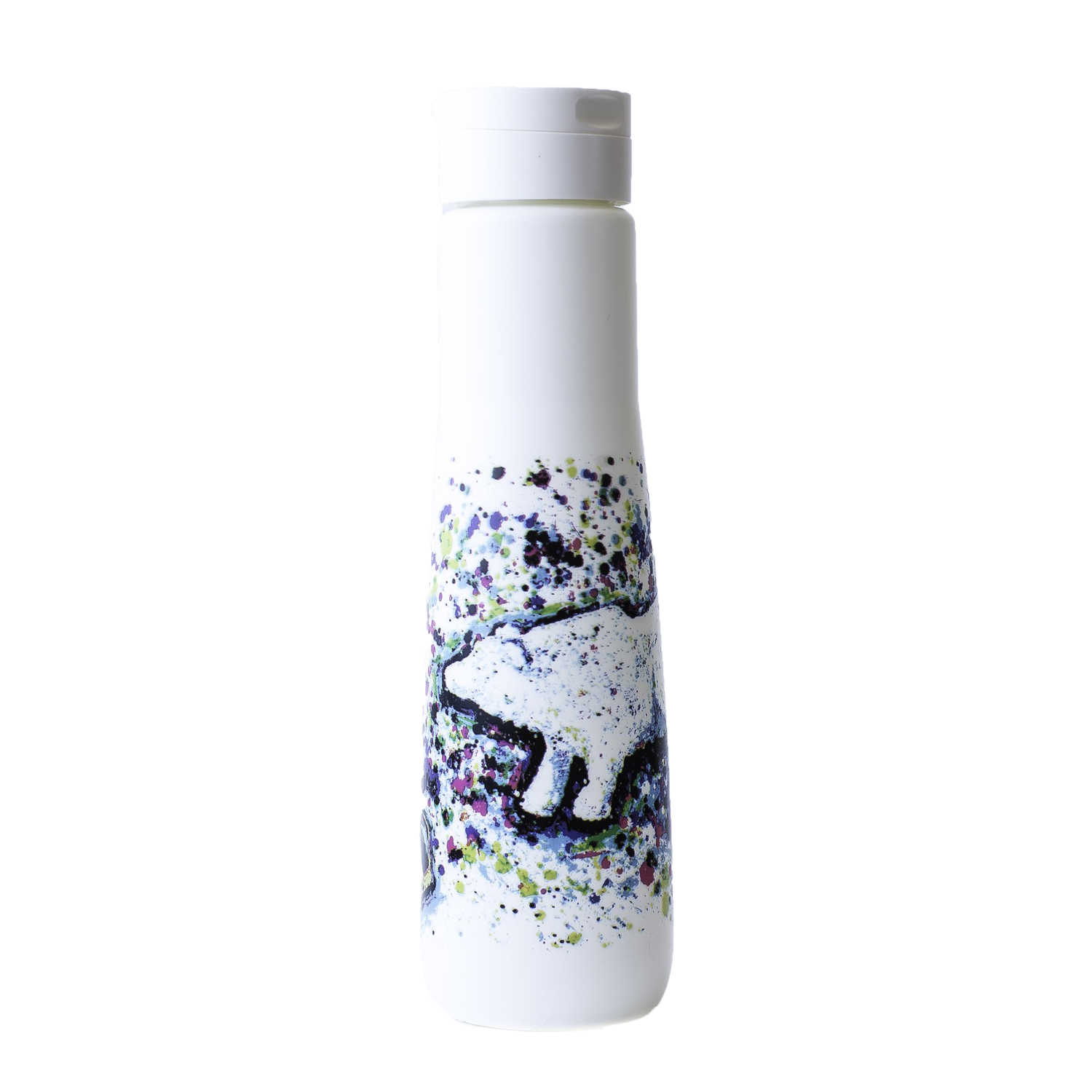 The Change Water Bottle ,  Yuhme  $40  {use code  chic15  for 15% off}
