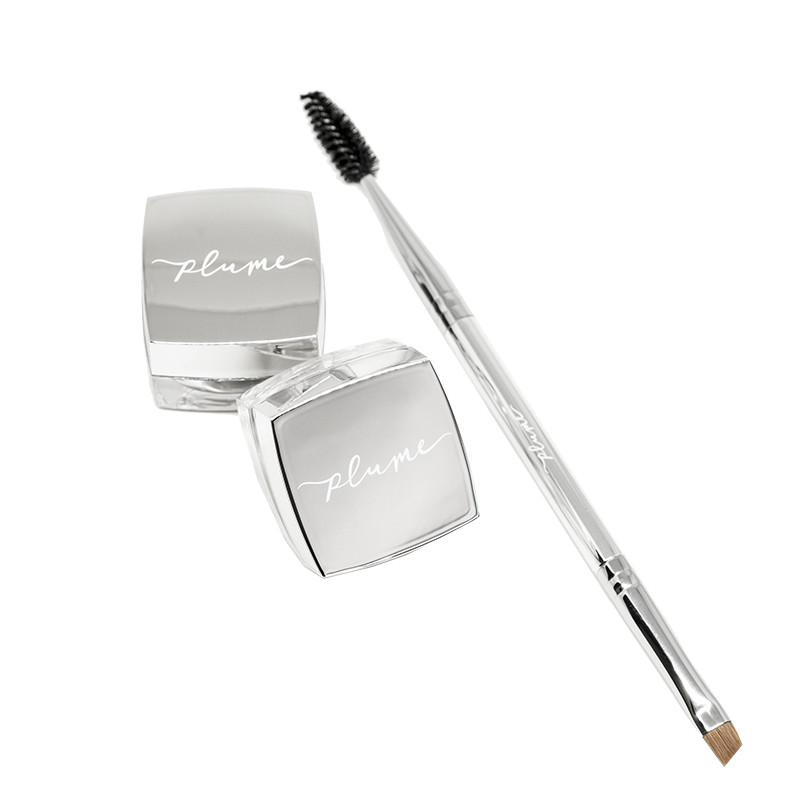 Brow Pomade ,  Plume Science  $38  {use code  SUSTAINABLYCHIC for 15% off your purchase -code  SUSTAINABLYCHICCAD  for Canadian residents}
