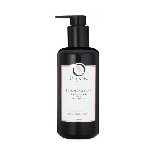 Illuminating Face Wash ,  Orenda  $47  {use code  Sustainably25 for 25% off through 4/28/18}