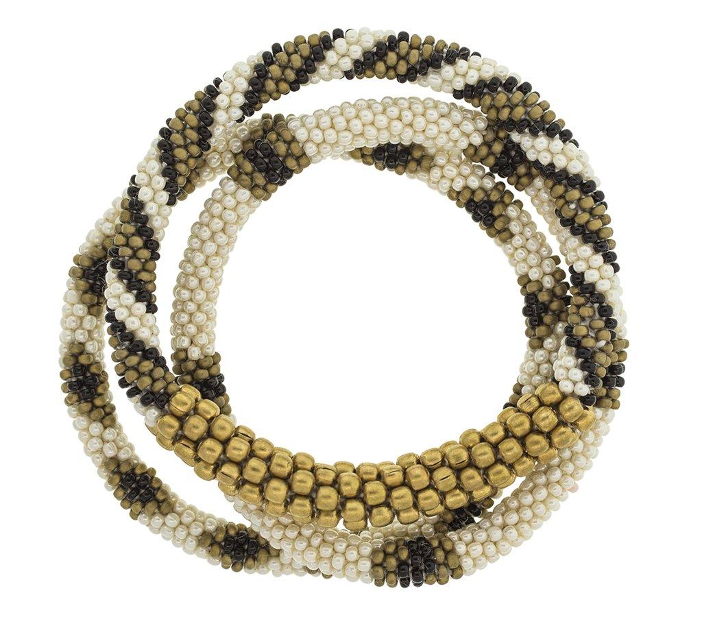 Statement Roll-On® Bracelets in Khaki