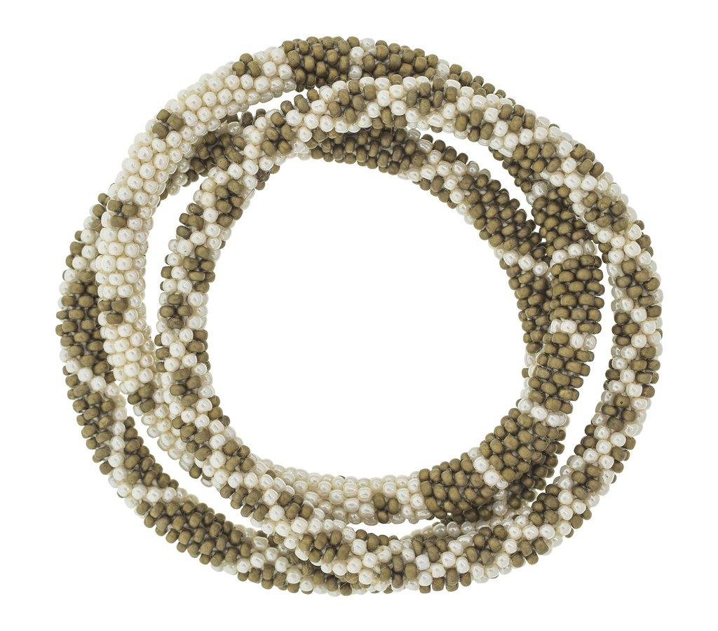 Roll-On® Bracelets in Khaki