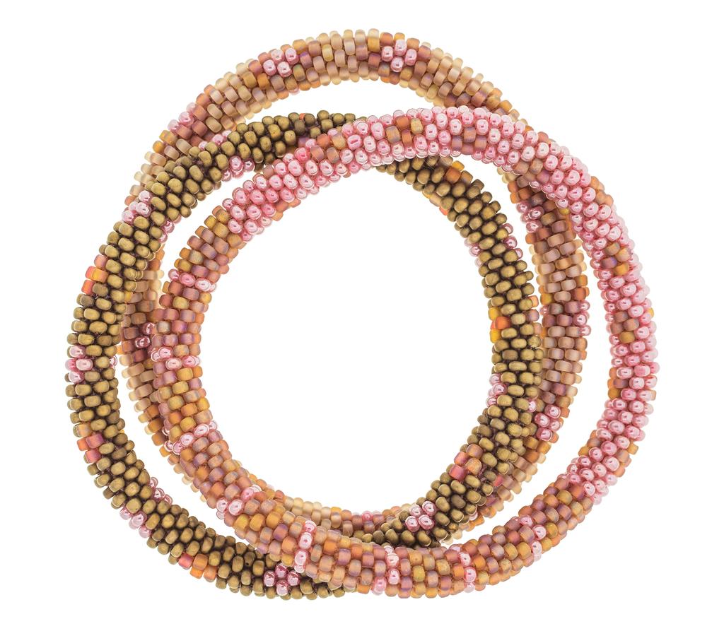 Roll-On® Bracelets  in Saffron
