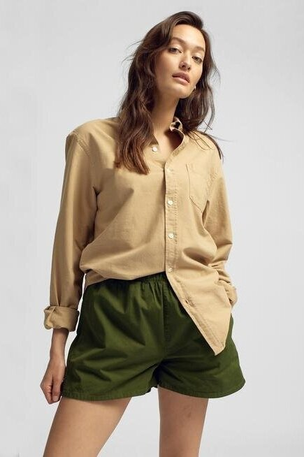 Sustainably Chic | Sustainable Fashion Blog | The Best Sustainable Shorts | Colorful Standard.jpg