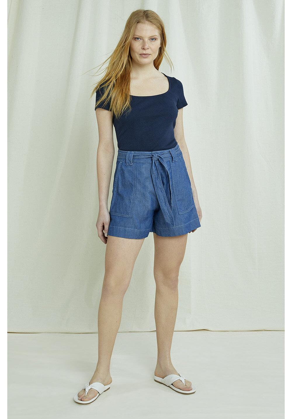 Sustainably Chic | Sustainable Fashion Blog | The Best Sustainable Shorts | People Tree.jpg