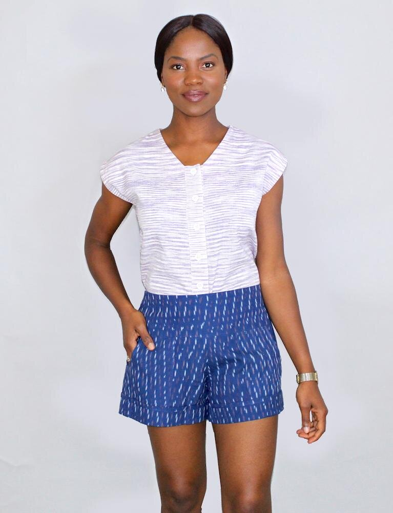 Sustainably Chic | Sustainable Fashion Blog | The Best Sustainable Shorts | Passion Lilie.jpg