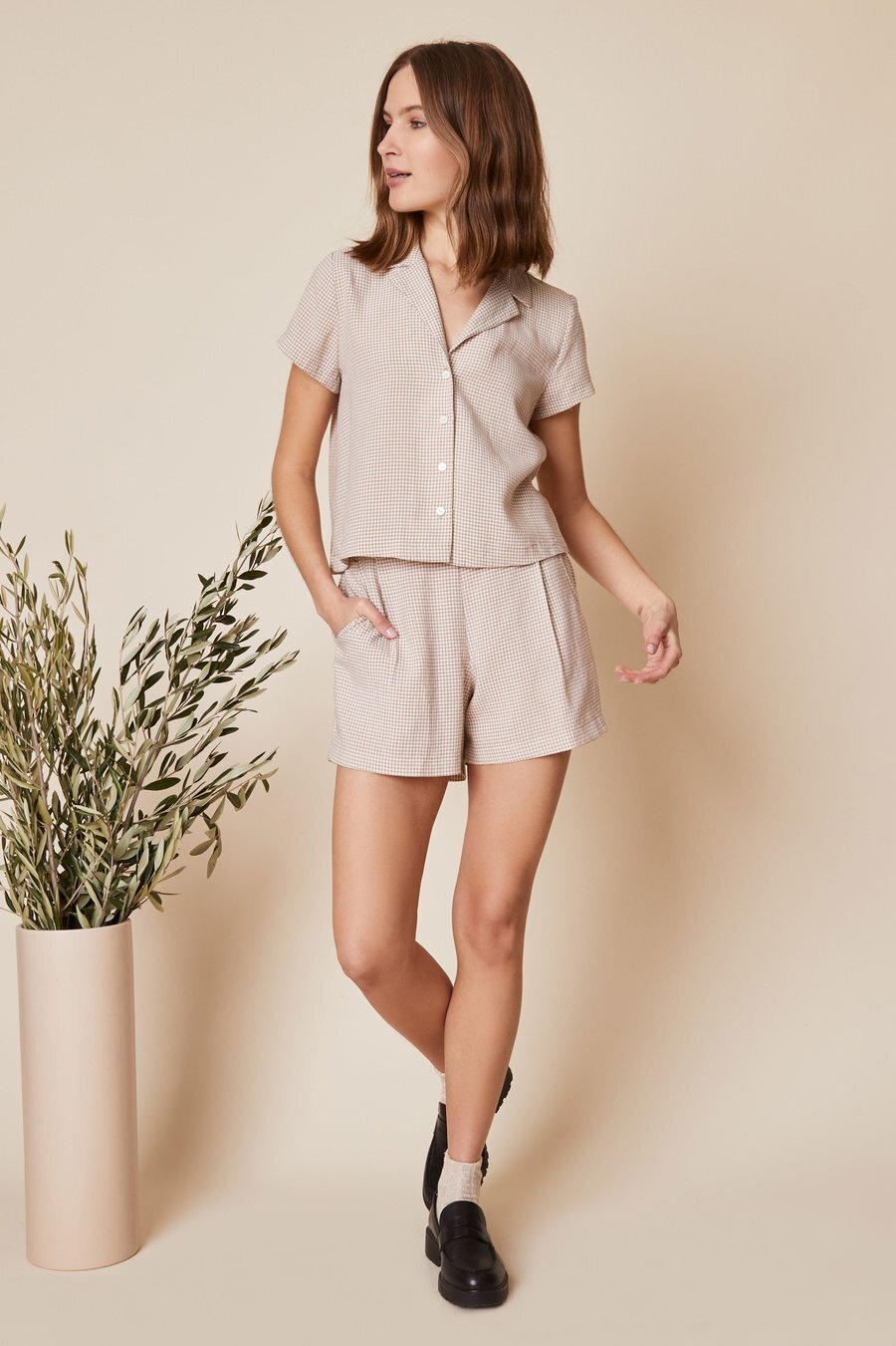 Sustainably Chic | Sustainable Fashion Blog | The Best Sustainable Shorts | Whimsy & Row.jpg