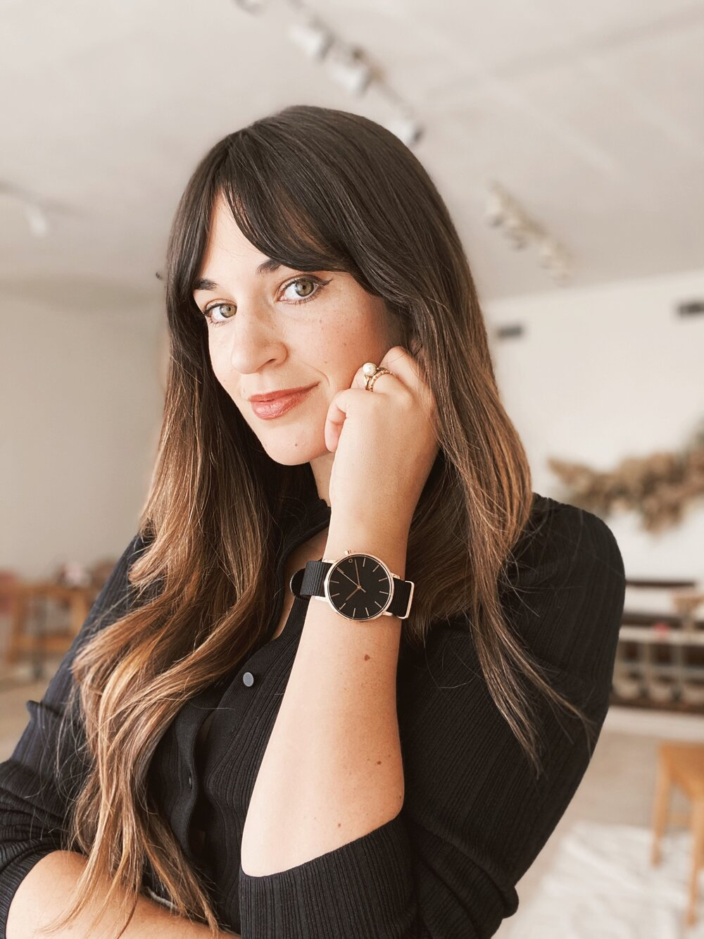 Sustainably Chic _ Sustainable Fashion Blog _ Sustainable Watched by 2 Degrees East _ NATO Black Strap .jpg