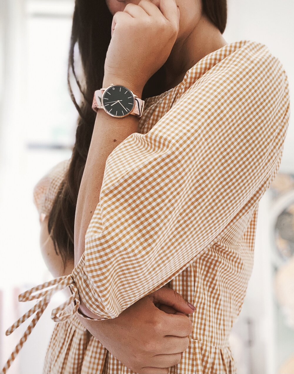 Sustainably Chic _ Sustainable Fashion Blog _ Sustainable Watches by 2 Degrees East _ NATO Fruity Strap.jpg