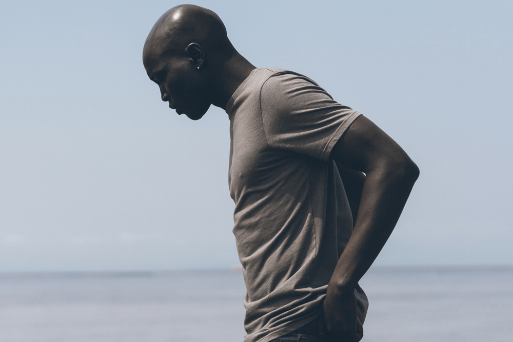 Sustainably Chic | Sustainable Fashion & Lifestyle Blog | Obakki Organic Essential Collection | Men's Organic Cotton T-Shirt.png