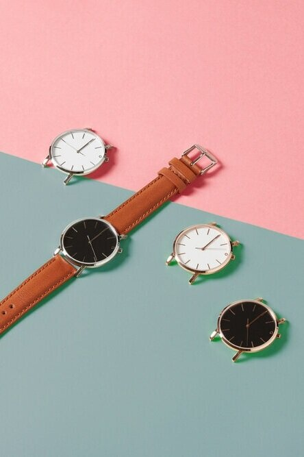 Sustainably Chic | Sustainable Fashion Blog | The Best Eco-Friendly & Sustainable Watches for Men & Women | 2 Degrees East.jpeg