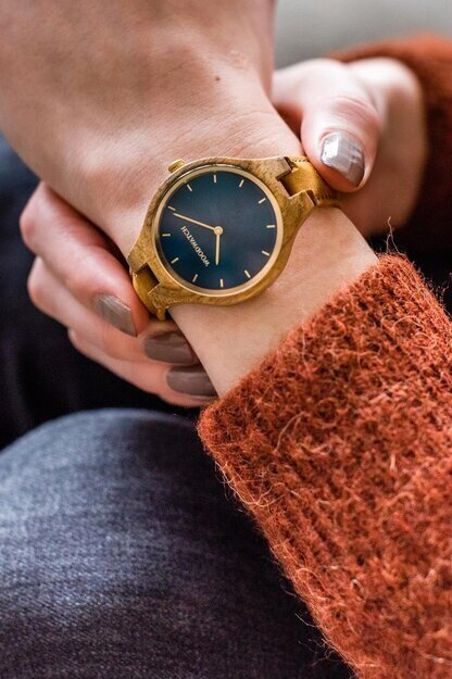 Sustainably Chic | Sustainable Fashion Blog | The Best Eco-Friendly & Sustainable Watches for Men & Women | Woodwatch.jpeg