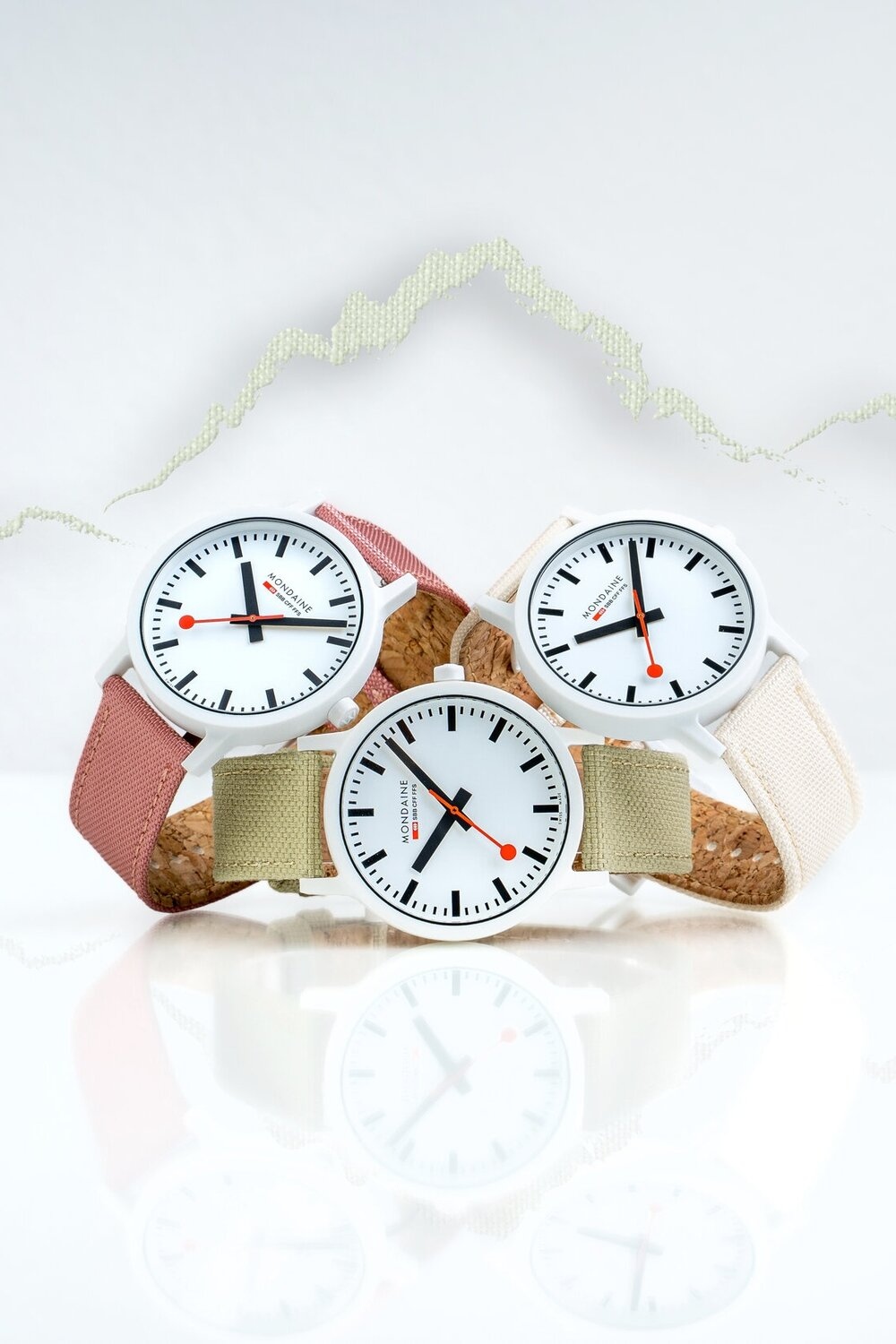 Sustainably Chic | Sustainable Fashion Blog | The Best Sustainable & Eco-Friendly Watches | Mondaine.jpg