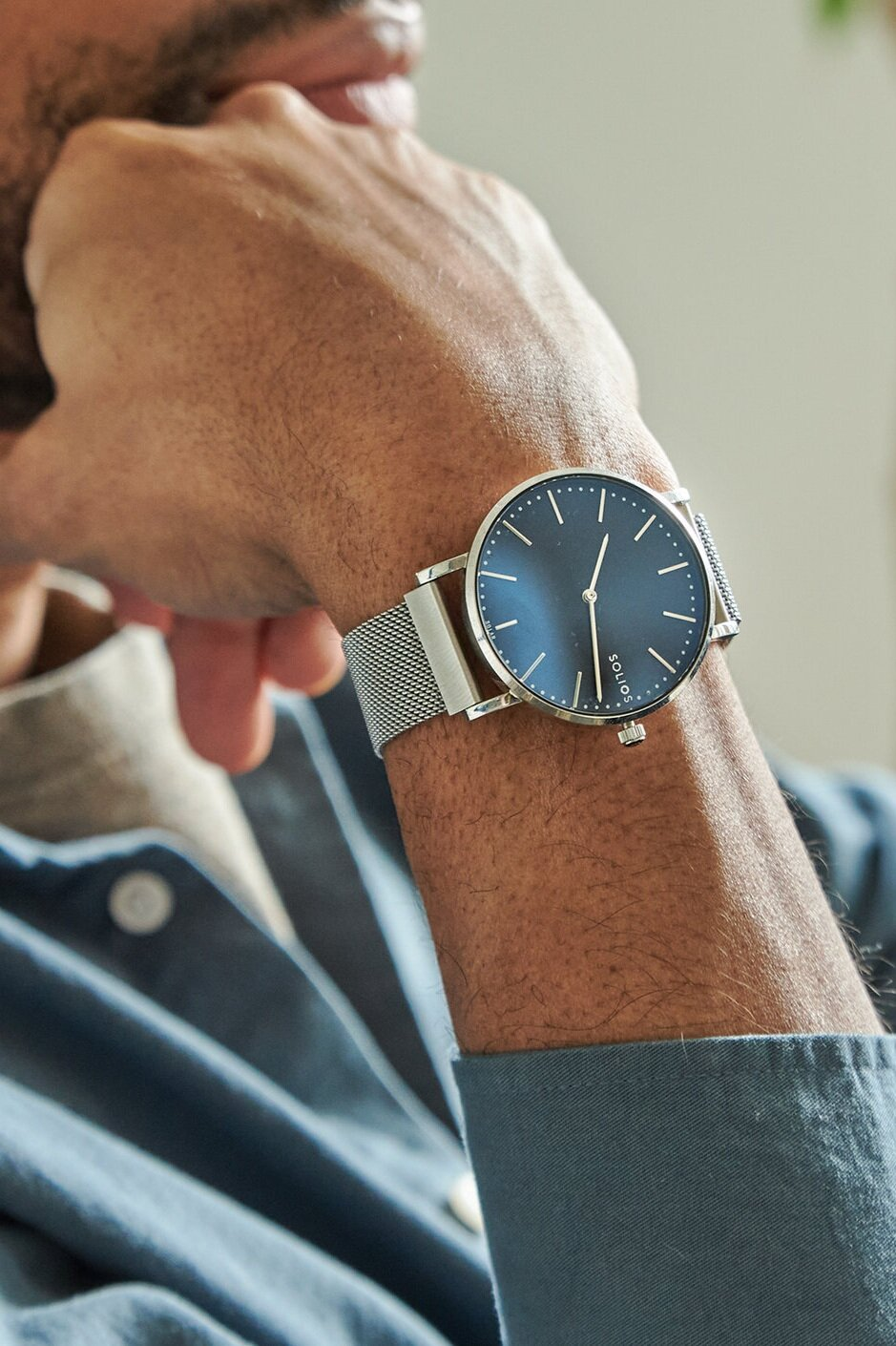 Sustainably Chic | Best Sustainable Fashion Blogs | Sustainable Eco-Friendly Ethical Gifts for Him | SOLIOS watches.jpg