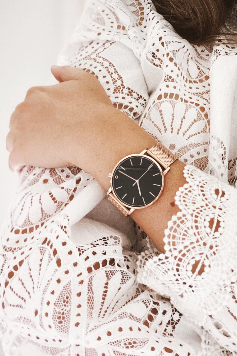 Sustainably Chic   Sustainable Fashion Blog   Sustainable Watches by 2 Degrees East   Zero Waste Rose Gold Strap   Sustainable Gifts for Her.jpg