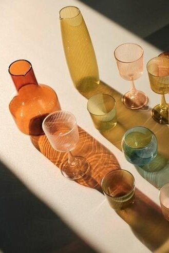 Sustainably Chic   Sustainable Fashion & Living Blog   The Best Sustainable Gifts for Her   Glassware from Obakki.jpg