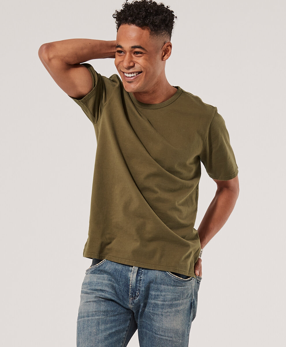 Sustainably Chic | Sustainable Fashion & Lifestyle Blog | The Best Sustainable Gifts for Men | Organic Cotton T-Shirts from Pact.jpg