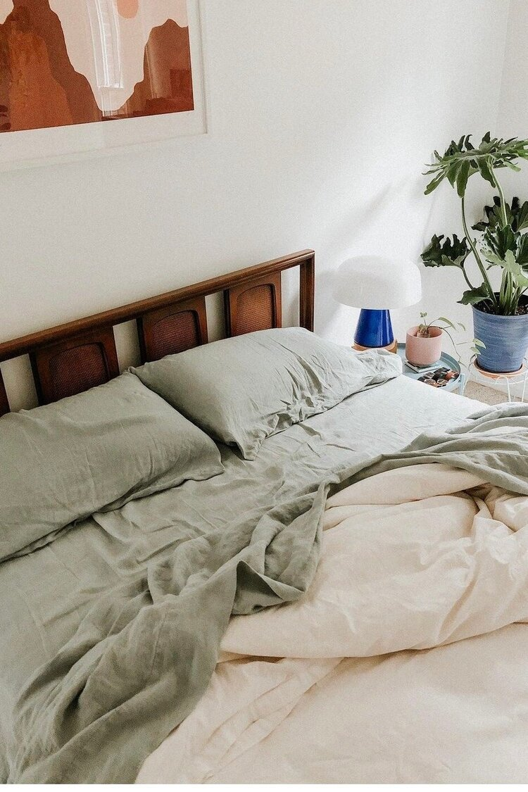 Sustainably Chic | Best Sustainable Fashion Blogs | Sustainable Eco Friendly Ethical Gifts for Environmentlists | Delilah Home Organic Sheets.jpeg