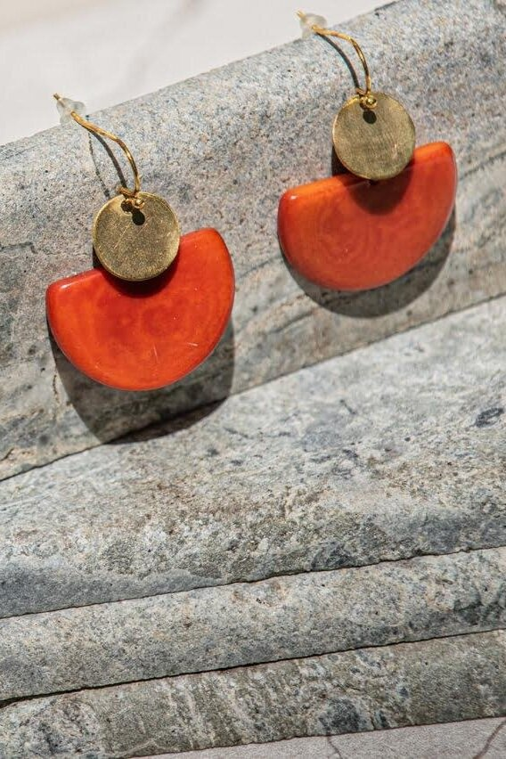 Sustainably Chic | Best Sustainable Fashion Blogs | Sustainable Eco Friendly Ethical Gifts for Environmentalists | Arlokea Earrings.jpeg