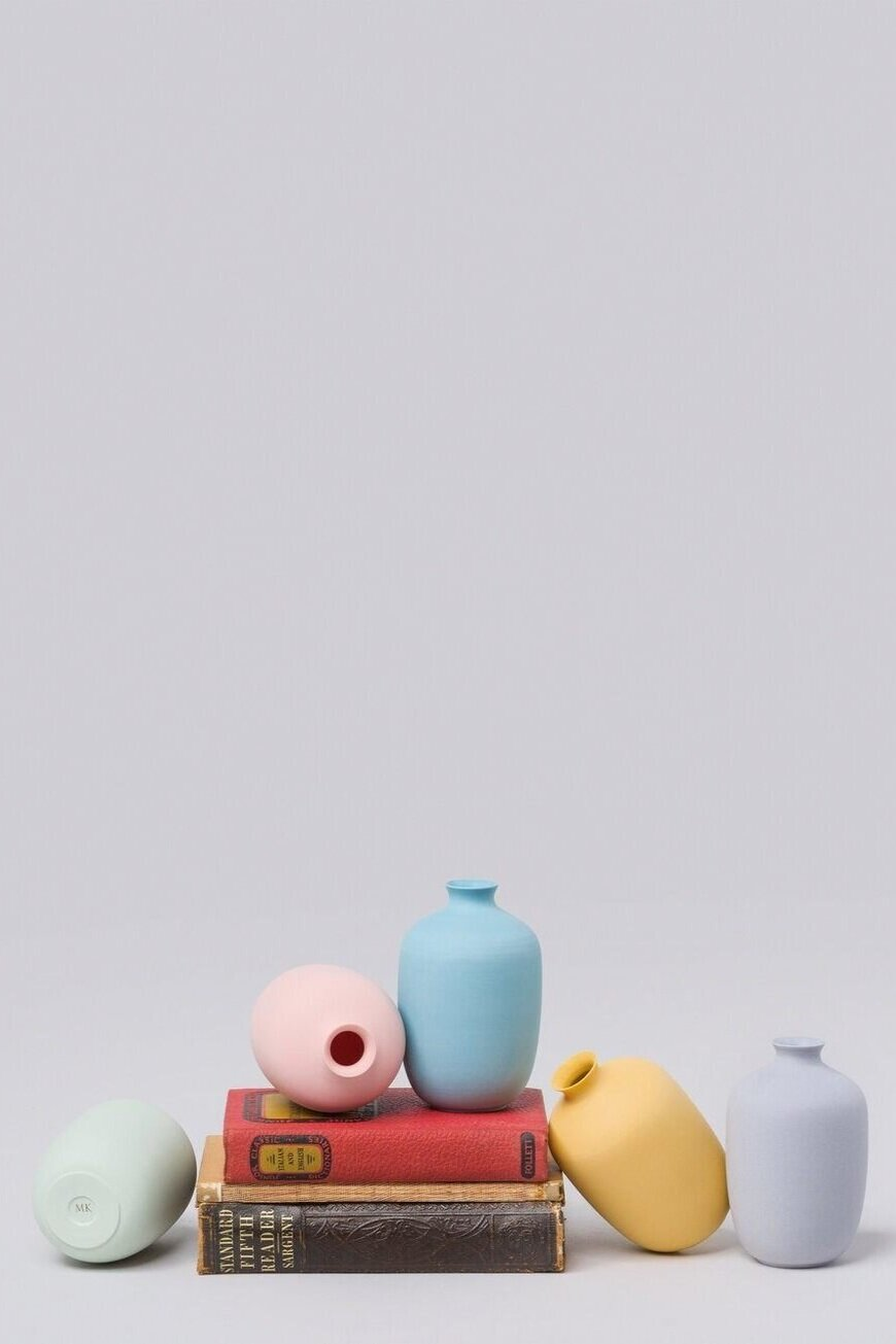 Sustainably Chic | Best Sustainable Fashion Blogs | Sustainable Eco Friendly Ethical Affordable Gifts Under $100 $50 | Made Trade Vases.jpg
