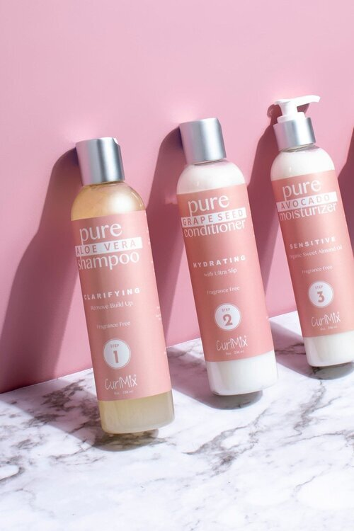 Sustainably Chic   Sustainable Fashion & Beauty Blog   Sustainable, Organic, Natural Shampoo & Conditioner for Heahlthy Hair   CurlMix.jpg