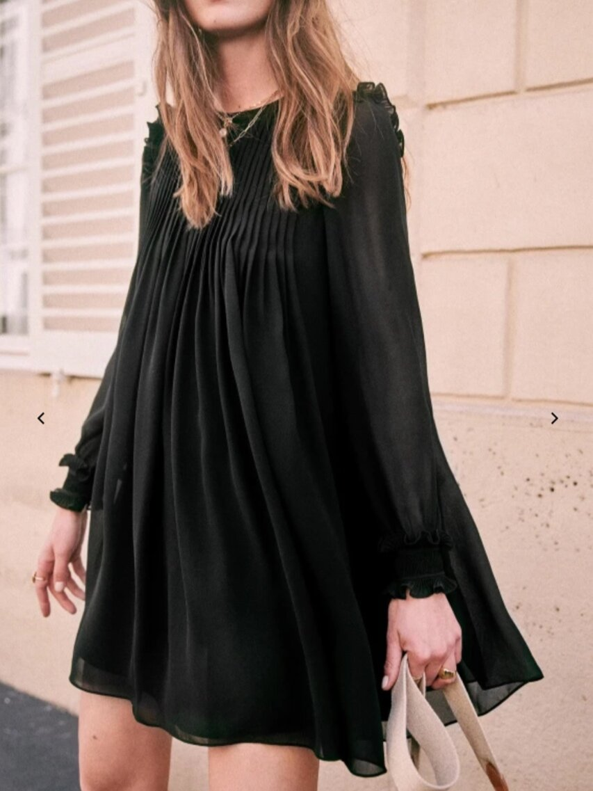 Sustainably Chic | Sustainable Fashion Blog | The Best Sustainable Dresses & Gowns for Weddings, Cocktail Parties & Special Events | Sezane.png