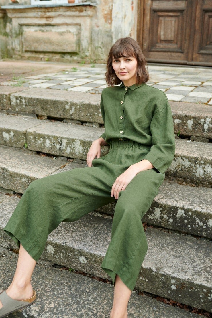 Sustainably Chic   Sustainable Fashion Blog   The Best Eco-Friendly Linen Clothing Brands   Linenfox.jpg